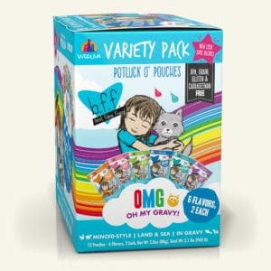 Potluck O' Pouches Variety Pack